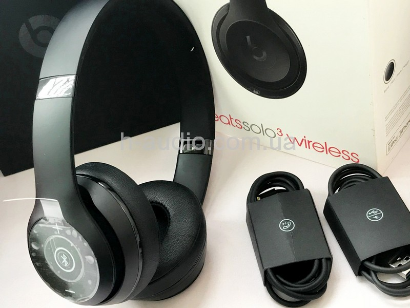 Беспроводные наушники Beats by Dr. Dre Solo3 wireless matte black