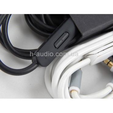 Кабель с управлением и микрофоном для Beats Dr. Dre 2.0, длина: 1,4 м