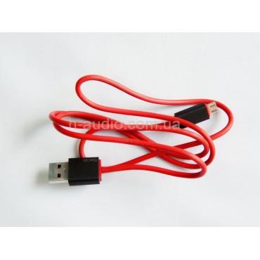 Оригинальный кабель USB для зарядки наушников, акустики