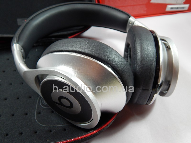 Наушники Beats by Dr. Dre Executive silver-black-б/у