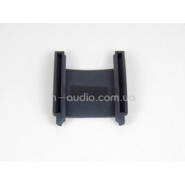 Внутренний пластиковый элемент для наушников Monster Beats Wireless серый