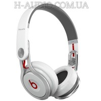 New Beats by Dr. Dre  Mixr white