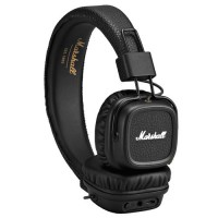 Наушники Marshall Major II Bluetooth черные
