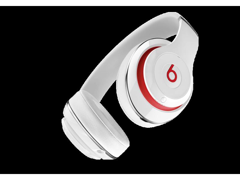 Беспроводные наушники Beats by Dr. Dre Studio 2.0 wireless б/у-белые
